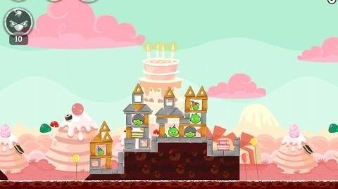 Birdday Party Cake 4 Level 3