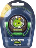 Angry Birds Gear4 Tweeters Deluxe King Pig with Bubble