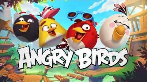 Angry Birds for Facebook Messenger – challenge your friends!
