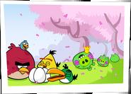 Заключительный ролик Cherry Blossom