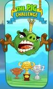 Angry Birds Seasons The Pig Challenge