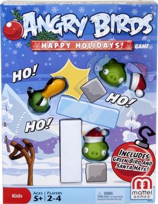 Angry Birds: Happy Holidays