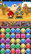 AngryBirds X PuzzleAndDragons Collab Image3