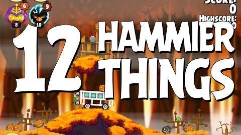 Hammier Things 1-12