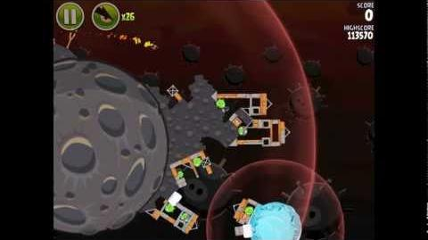 Danger Zone D-14 (Angry Birds Space)
