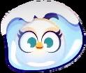 Bird Ice Block