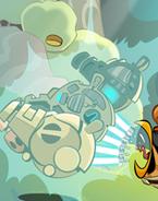 Destroyed Battle Droid