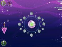 Cosmic Crystals 7-1 (Angry Birds Space)
