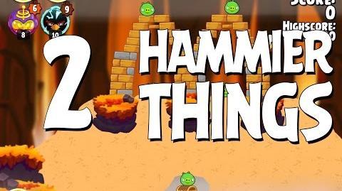 Hammier Things 1-2