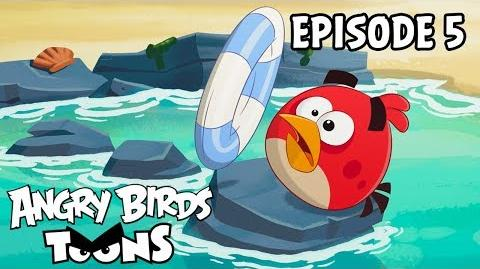 Angry Birds Toons Sink or Swim - S2 Ep5