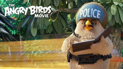 The Angry Birds Movie - Clip- Speeding Ticket