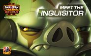 Инквизитор Плакат