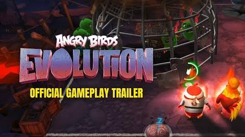 Angry Birds Evolution Official Gameplay Trailer