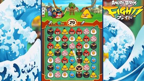 Angry Birds Fight! – Trailer