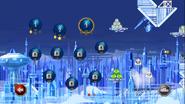 Exclusive Levels Angry Birds Star Wars Menú de Niveles 1