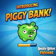 Introducing the Piggy Bank