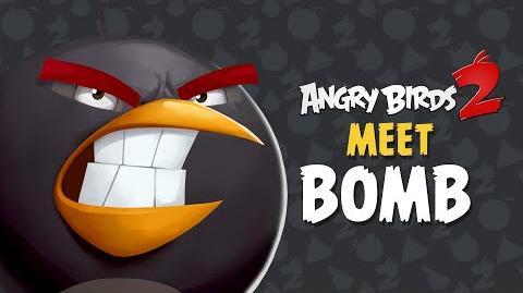 Angry Birds 2 – Meet Bomb Explosive Temper!