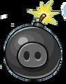 Cerdo Explosivo Angry Birds Friends