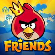 Angry Birds Friends Third Icon (Alternative)