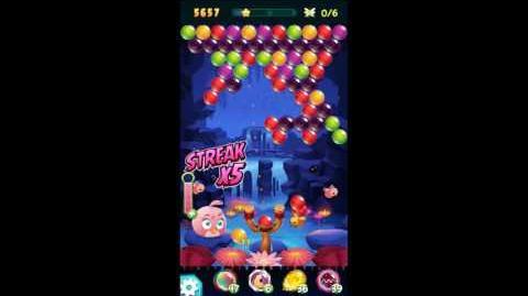 Angry Birds POP! Level 26