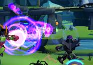 Nemesis Hot Rod Attacking