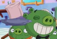 Свин-официант9