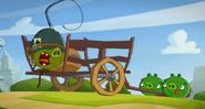 Angry Birds Toons свиньи