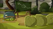 GREEN PIG SOUP CORPORAL PIG PLAN