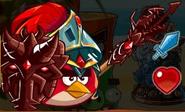 Элитный Красный птич