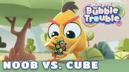 Angry Birds Bubble Trouble Ep.3 Noob vs