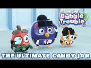 Angry Birds Bubble Trouble Ep20 - The ultimate candy jar