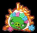 Angry Birds Fight! - Monster Pigs - Sazae Family - Sazae Girl - Win