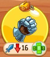 Жёсткая перчатка