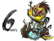 6 дней до выхода Fight