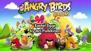 Angry Birds Easter Eggs Theme (Original)