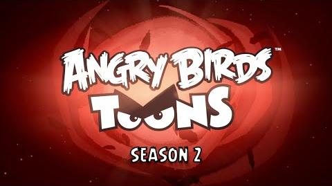 Agent KM/2 СЕЗОН Angry Birds Toons!