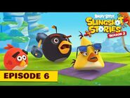 Angry Birds Slingshot Stories S2 - Power-Up Ep6