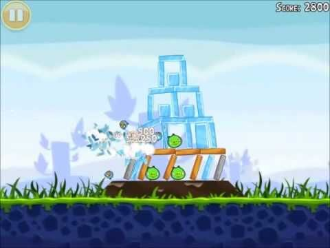 Official_Angry_Birds_Walkthrough_Poached_Eggs_1-12