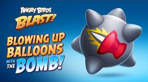 Angry Birds Blast - The bomb booster