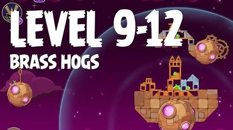 Brass Hogs 9-12 (Angry Birds Space)