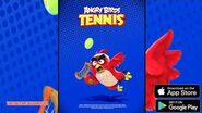 Angry Birds Tennis Gameplay First Look (IOS Android)