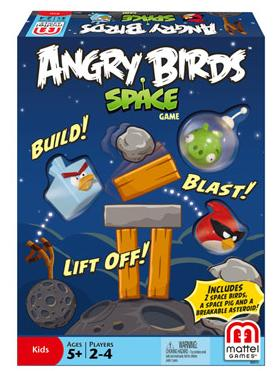 Angry Birds: Birds in Space