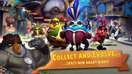 Angry Birds Evolution Gameplay 1