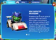 Breakdown News