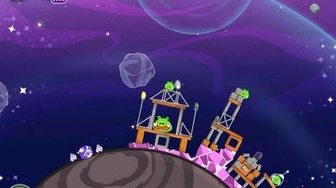 Cosmic Crystals 7-14 (Angry Birds Space)
