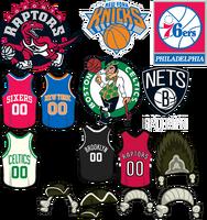 INGAME NBA ATLANTIC 1
