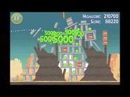 Angry Birds Golden Egg 19 Walkthrough