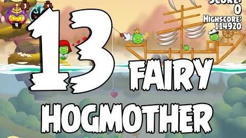 Fairy Hogmother 1-13