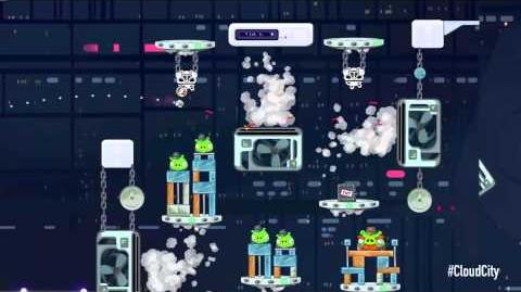 Angry Birds Star Wars New LandoBird out now!