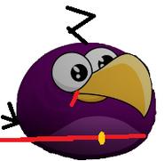 Lazer bird's partner